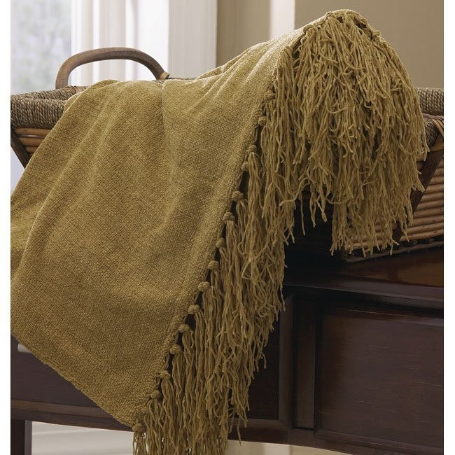 Revere - Espresso Decorative Throw (Set of 3)