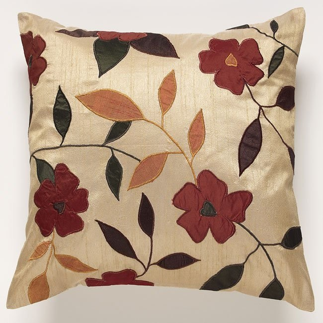 Leila - Floral Accent Pillows (Set of 6)