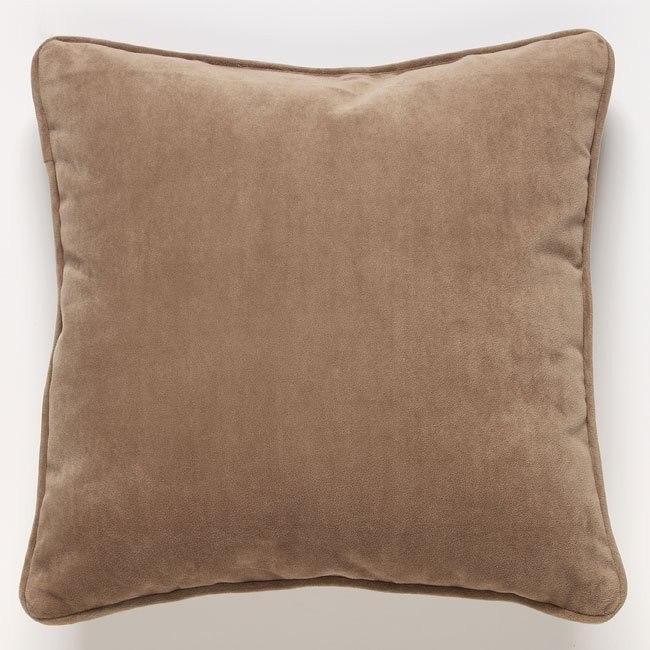Viviana - Taupe Accent Pillows (Set of 6)