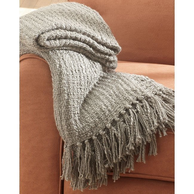 Caitlyn - Moss Decorative Throw (Set of 3)