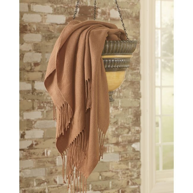 Ashton - Amber Decorative Throw (Set of 3)