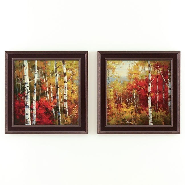Alick Wall Art 2-Piece Set