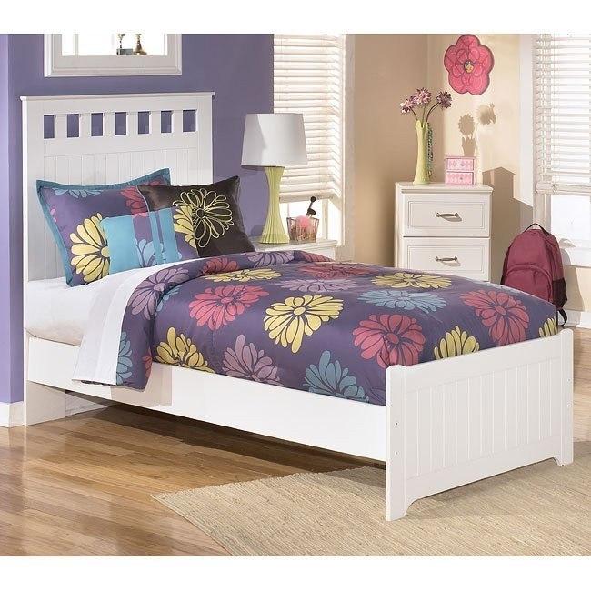 Lulu Panel Bed