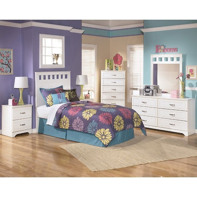 Lulu Headboard Bedroom Set