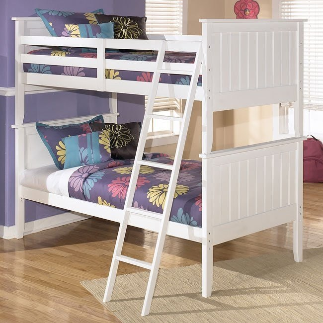 Lulu Twin over Twin Bunk Bed