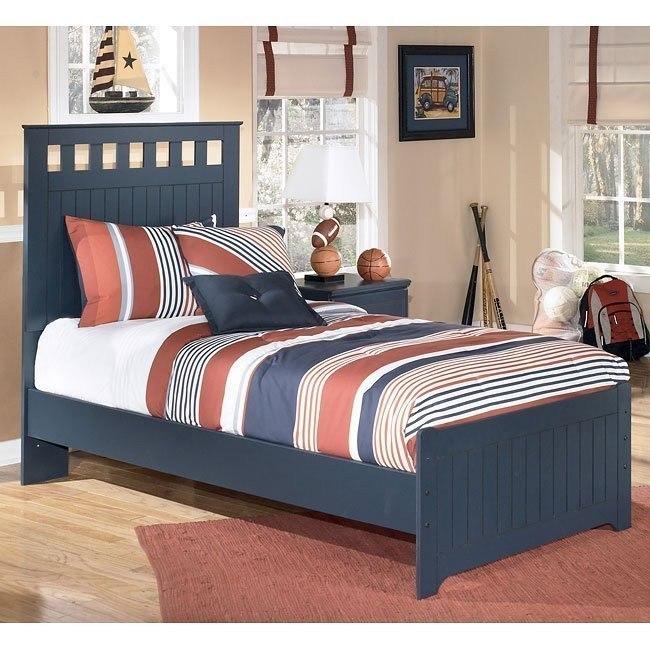 Leo Panel Bed