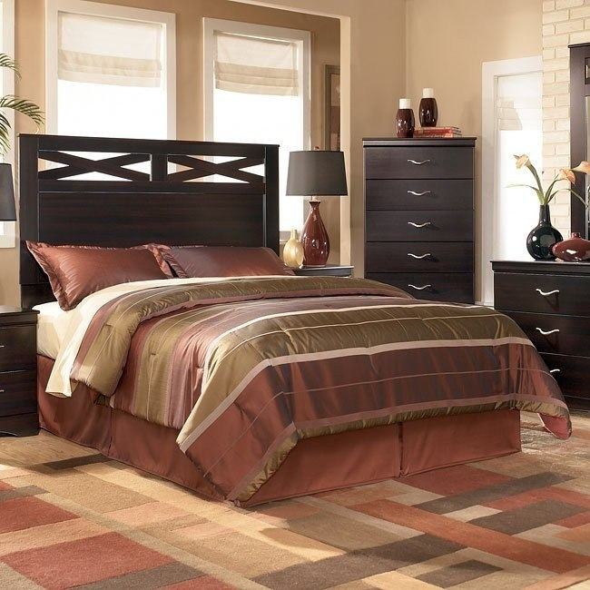 X-cess Queen/ Full Panel Bed (Headboard Only)