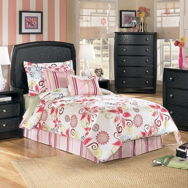 Enchanted Glade Panel Bed (Headboard Only)