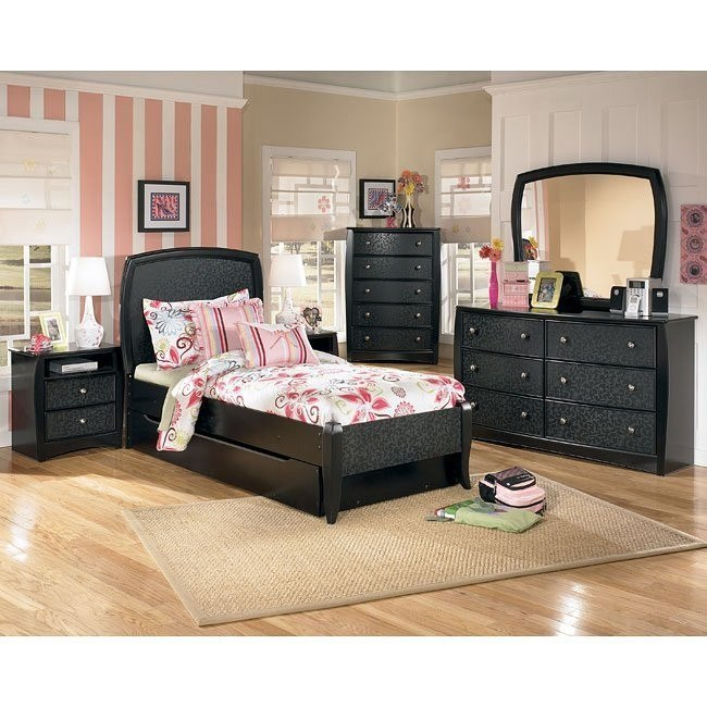 Enchanted Glade Bedroom Set w/ Trundle