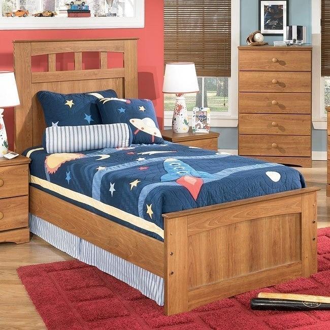 Benjamin Panel Bed