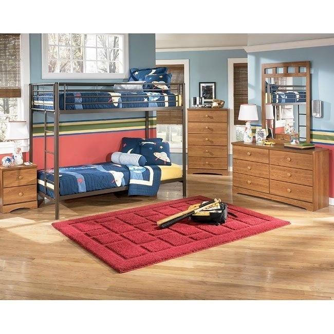 Benjamin Bunk Bedroom Set