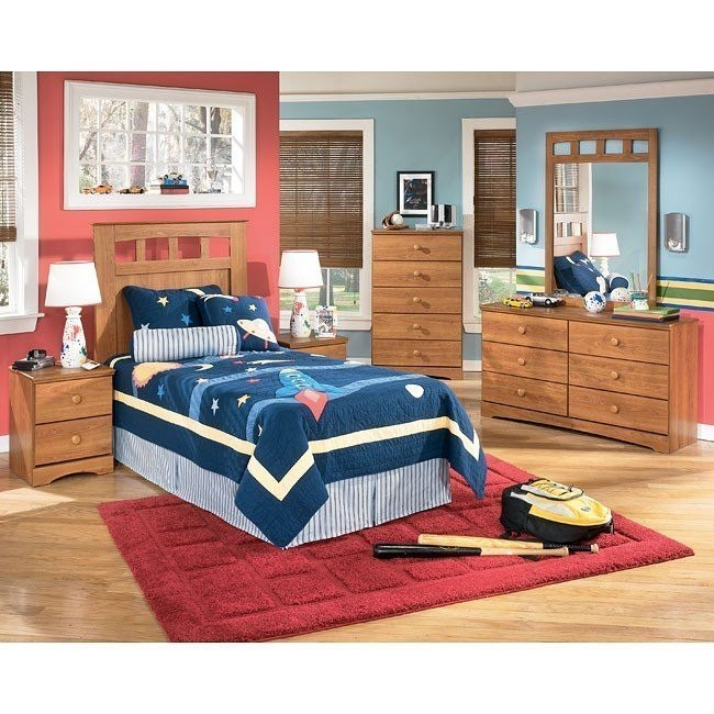 Benjamin Headboard Bedroom Set