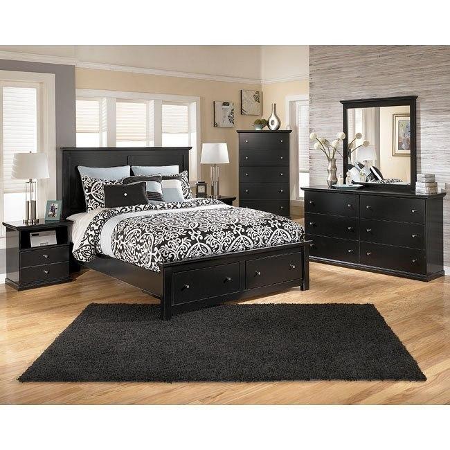 Maribel Storage Bedroom Set