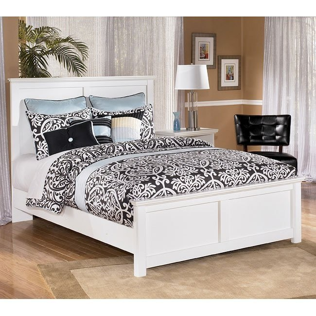 Bostwick Shoals Panel Bed