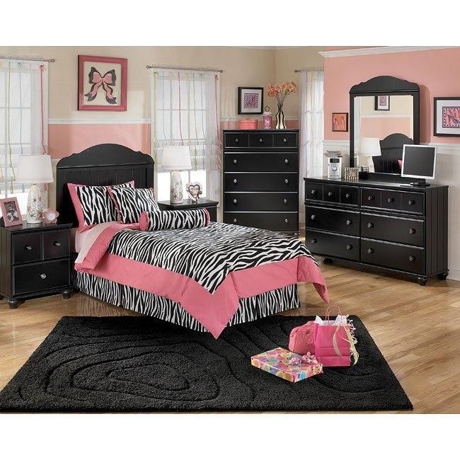 Jaidyn Youth Headboard Bedroom Set