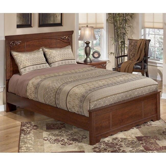 Treasureland Panel Bed