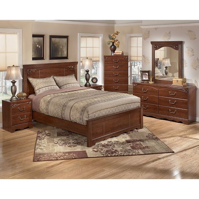 Treasureland Panel Bedroom Set