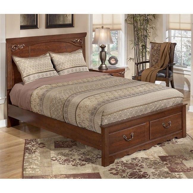 Treasureland Storage Bed