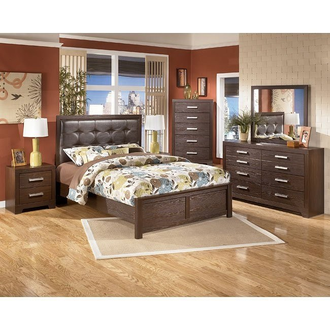 Aleydis Panel Bedroom Set