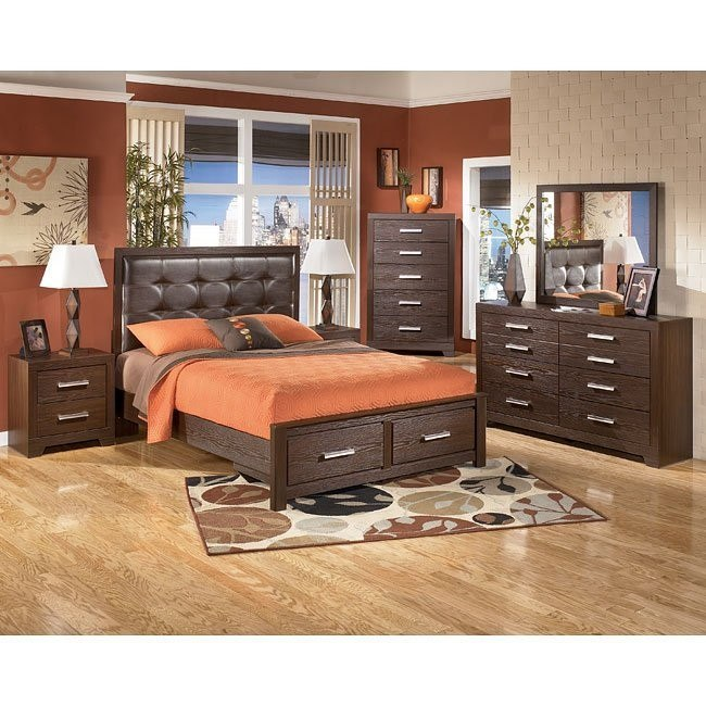 Aleydis Storage Bedroom Set