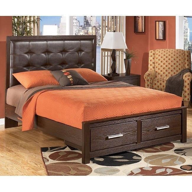 Aleydis Storage Bed