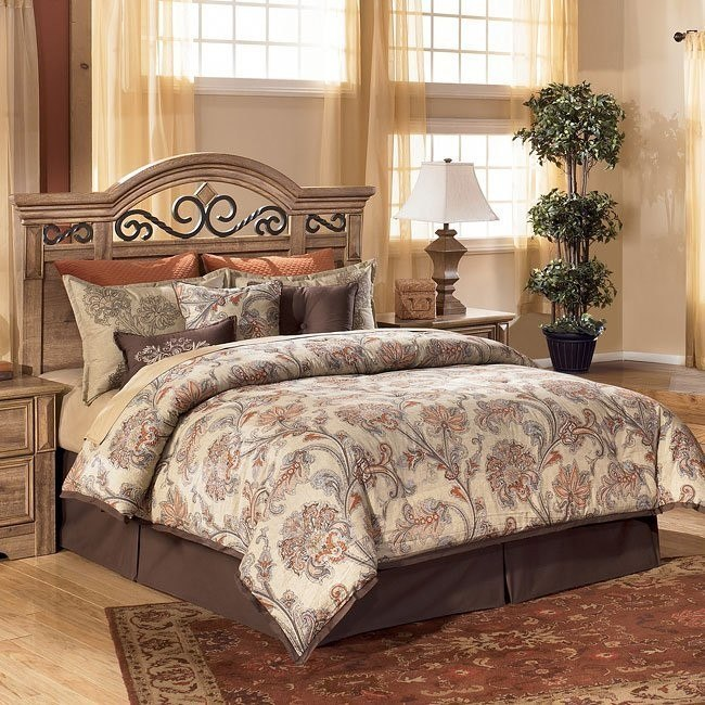 Whimbrel Forge Queen/ Full Bed (Headboard Only)