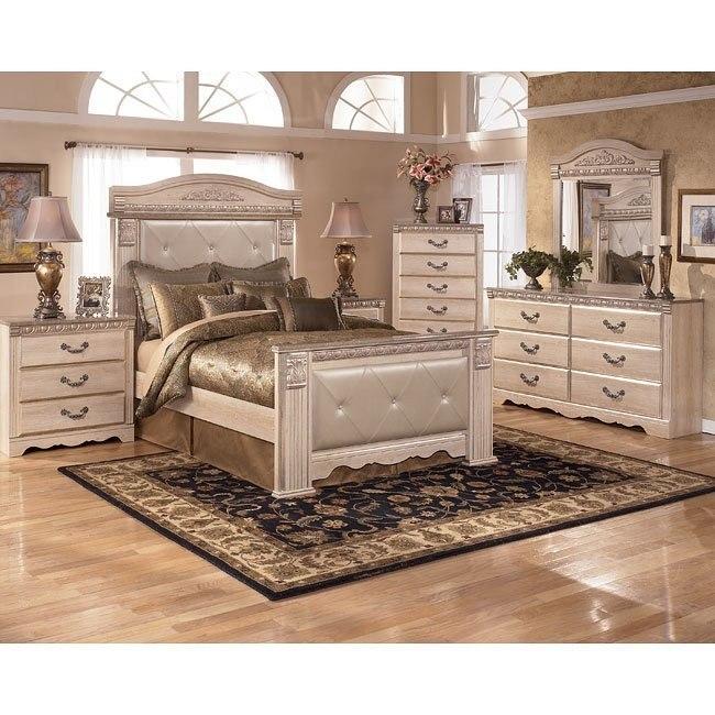Silverglade Mansion Bedroom Set