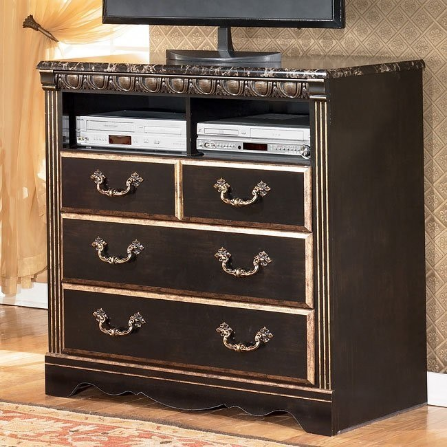 Coal Creek Media Chest