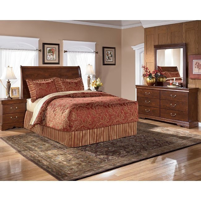Wilmington Headboard Bedroom Set