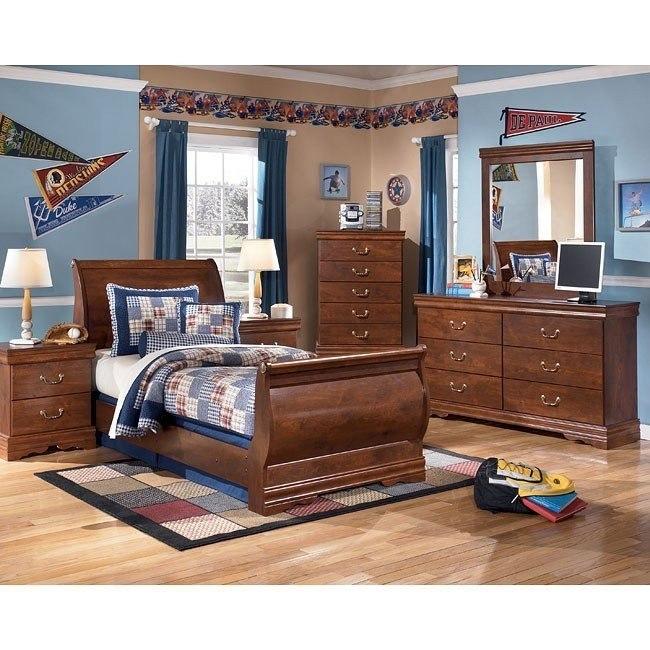 Wilmington Youth Sleigh Bedroom Set