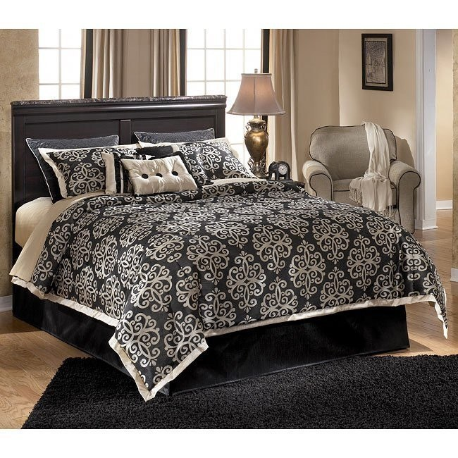 Esmarelda Panel Bed (Headboard Only)