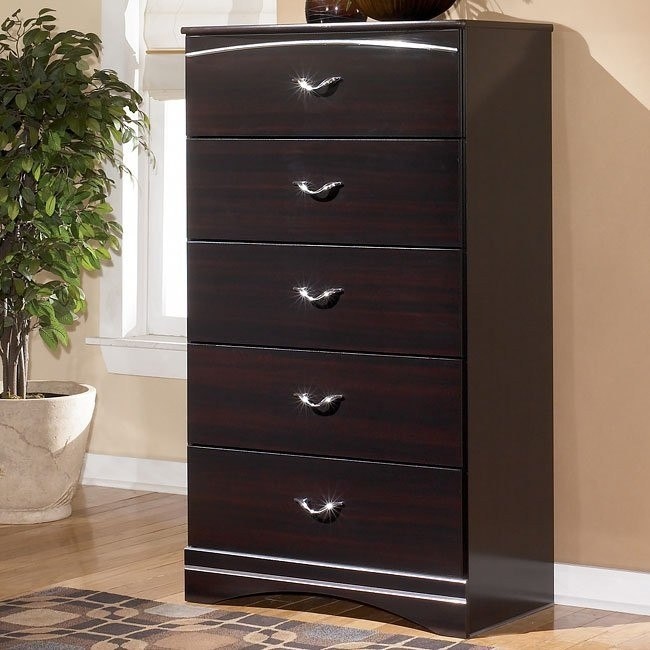 Julianna Five Drawer Chest