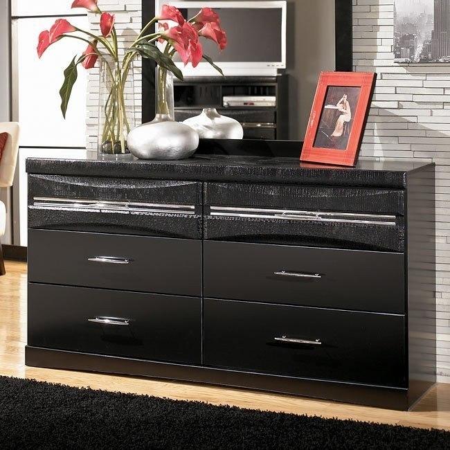 Obsidian Bayou Dresser