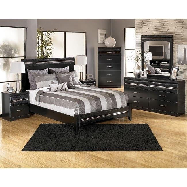Obsidian Bayou Bedroom Set