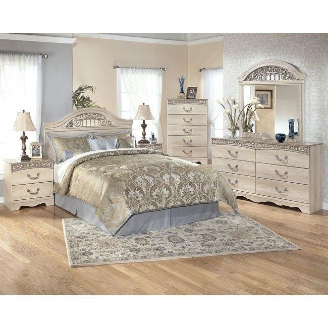 Catalina Headboard Bedroom Set