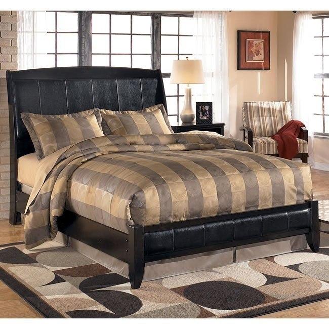 Harmony Platform Style Bed
