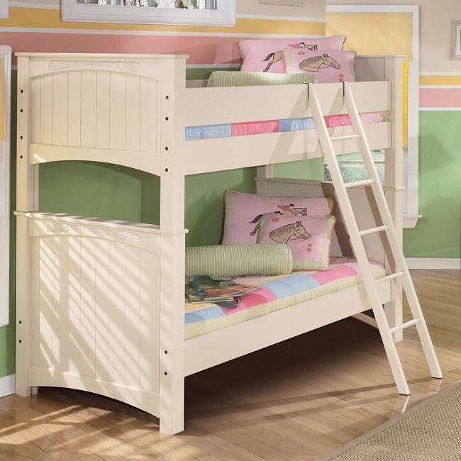 Cottage Retreat Twin Bunk Bed