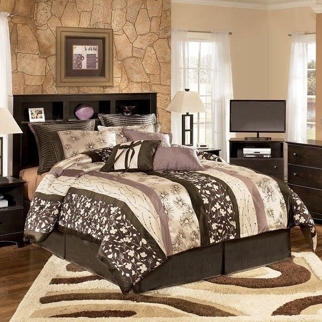 Kendi Queen Bed (Headboard Only)