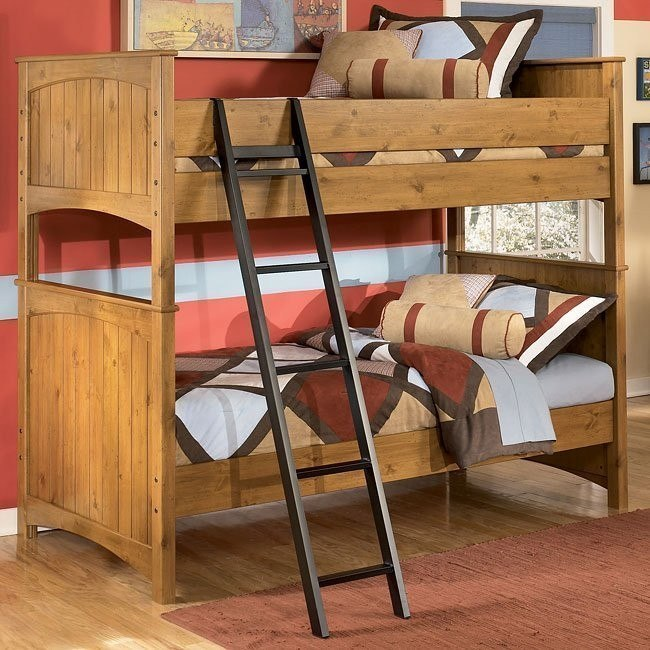 Stages Twin/ Twin Bunk Bed