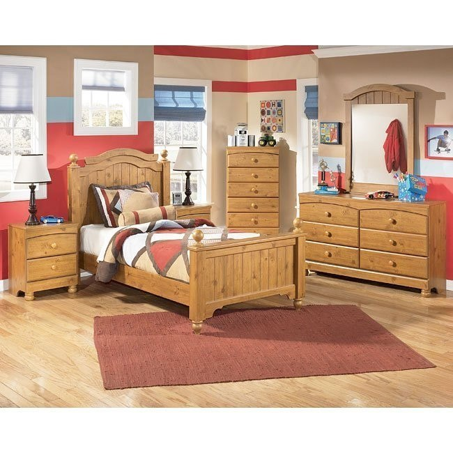 Stages Youth Bedroom Set
