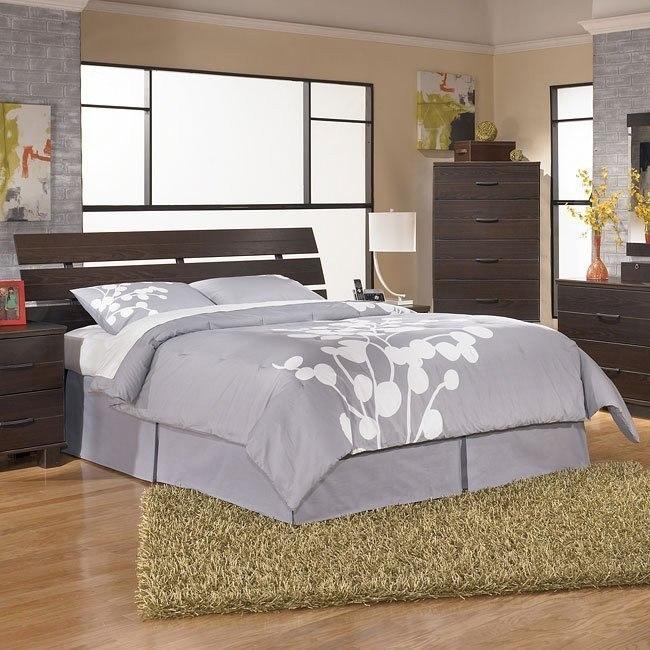 Edmonton Bed (Headboard Only)