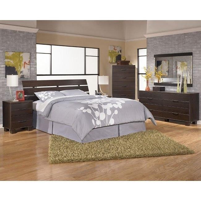 Edmonton Headboard Bedroom Set