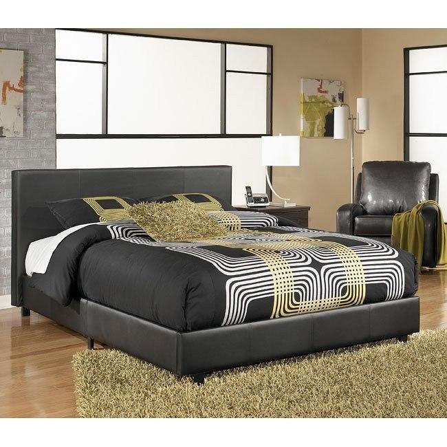 Edmonton Upholstered Bed