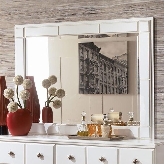 Weeki Dresser Mirror