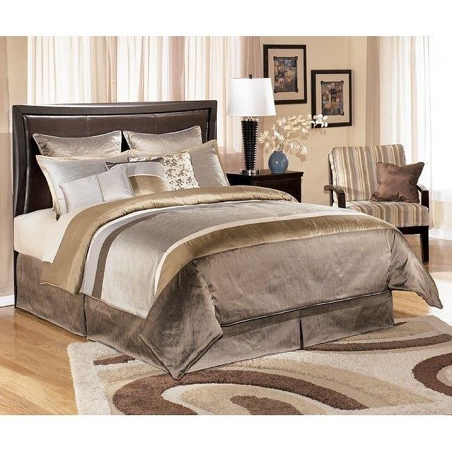 Ellenton Headboard Panel Bed