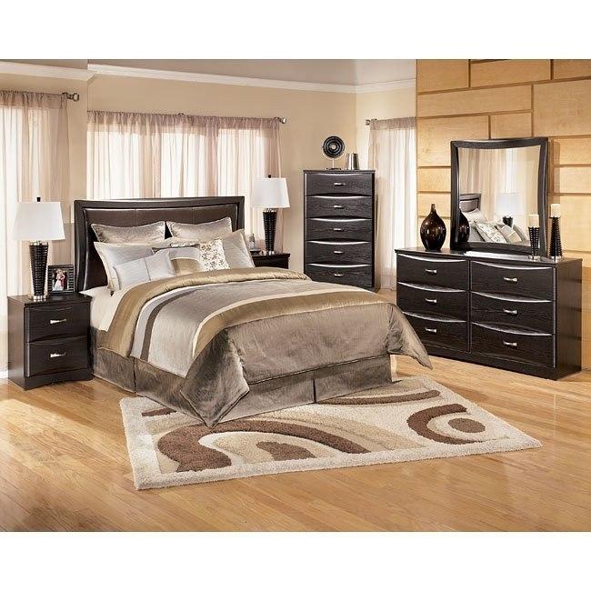Ellenton Headboard Bedroom Set