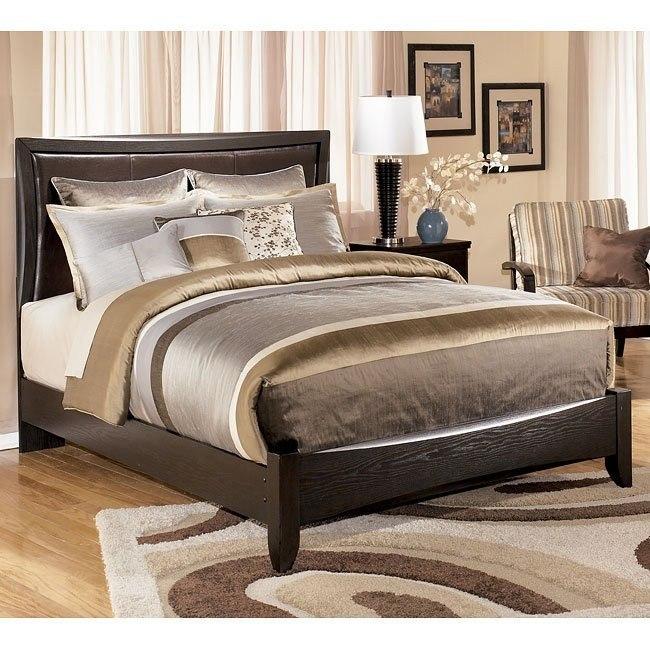 Ellenton Panel Bed