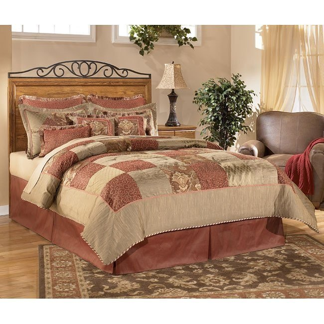 Rosalie Queen/ Full Panel Bed (Headboard Only)