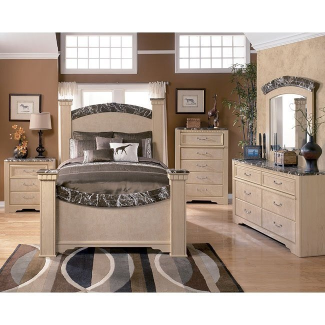 Port Colborne Poster Bedroom Set