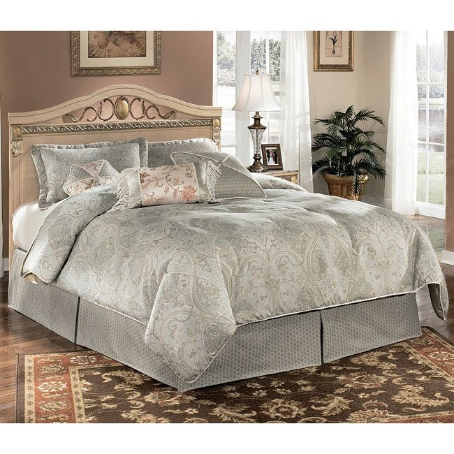 Sanibel Queen/ Full Panel Bed (Headboard Only)